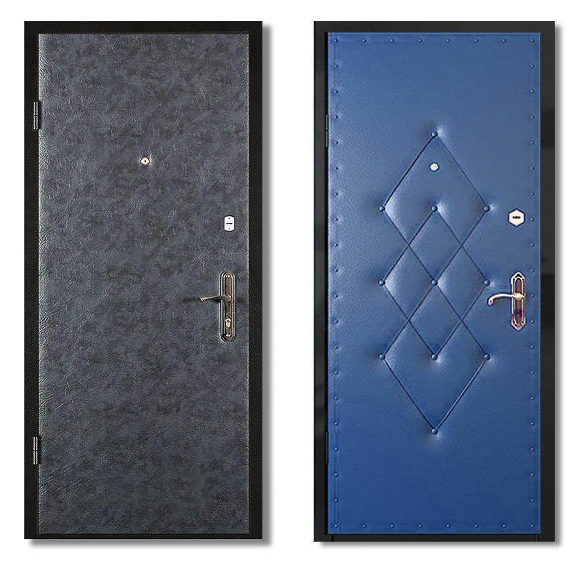 Самодельные металлические двери фото этом